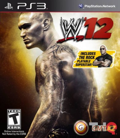 WWE 12 (2011/ENG/FULL/True Blue)