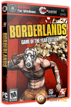 Borderlands: Game of the Year Edition (2009/RUS/ENG/RePack от R.G. UniGamers)