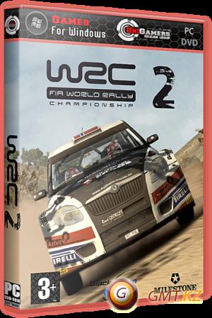 Дилогия WRC: FIA World Rally Championship (2010-2011/RUS/ENG/RePack от R.G. UniGamers)
