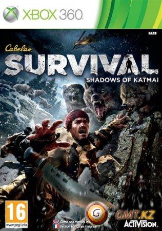 Cabela's Survival: Shadows of Katmai (2011/RUS/PAL/NTSC-U/P)