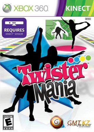 Twister Mania (2012/Kinect/PAL/ENG/L)