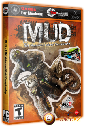 MUD: FIM Motocross World Championship (2012/ENG/RePack �� R.G. ReCoding)