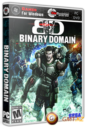 Binary Domain (2012/ENG/RePack от R.G. UniGamers)