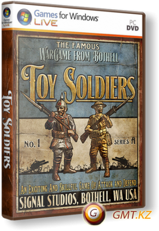 Toy Soldiers + 2 DLC (2012/ENG/RePack от SEYTER)