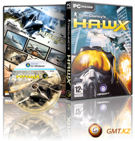 Tom Clancy's H.A.W.X. v1.02 (2009/RUS/RUS/Repack от Fenixx)