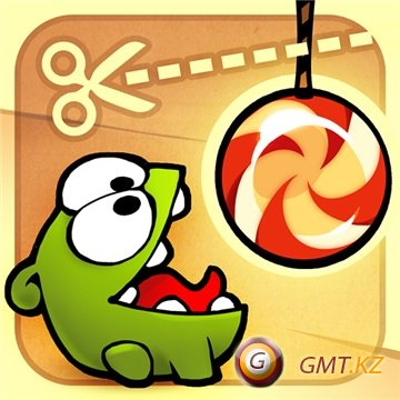 Cut the Rope (2011/RUS/iOS 3.2)
