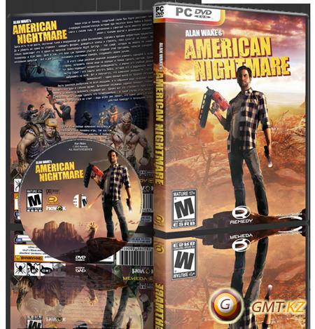 Alan Wake's American Nightmare (2012/RUS/ENG/RePack от Fenixx)