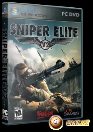 Sniper Elite V2 v1.13 + 4 DLC (2012/RUS/ENG/��������)