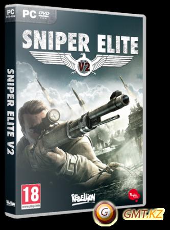 Sniper Elite V2 v1.13 + 4 DLC (2012/RUS/ENG/RePack от Audioslave)