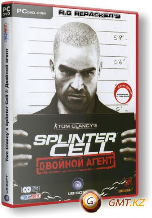 Tom Clancy's Splinter: Cell Double Agent (2006/RUS/RePack от R.G. Repacker's)