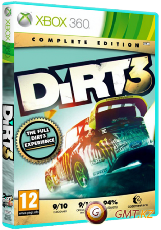 DiRT3: Complete Edition (2012/Region Free/ENG/XGD3/LT+ 2.0)