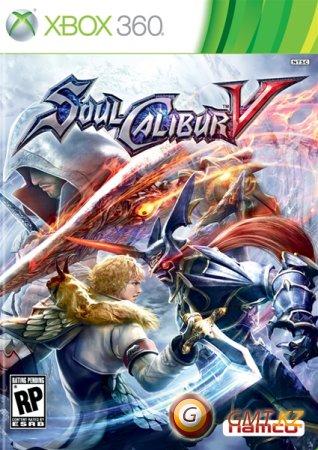SoulCalibur 5 (2012/LT+2.0/Region Free/RUS)