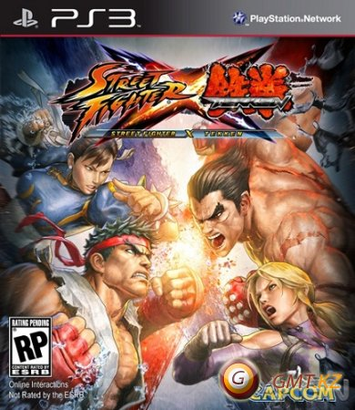 Street Fighter X Tekken (2012/RUS/True Blue/EUR)