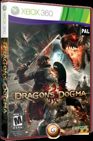 Dragon's Dogma (2012/ENG/XGD3/LT+ 3.0/Region Free)
