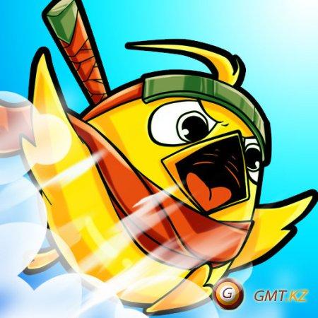Ninja Chicken 3: The Runner (2012/ENG)
