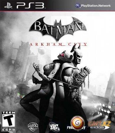 Batman:Arkham City (2011/RUS/True Blue)