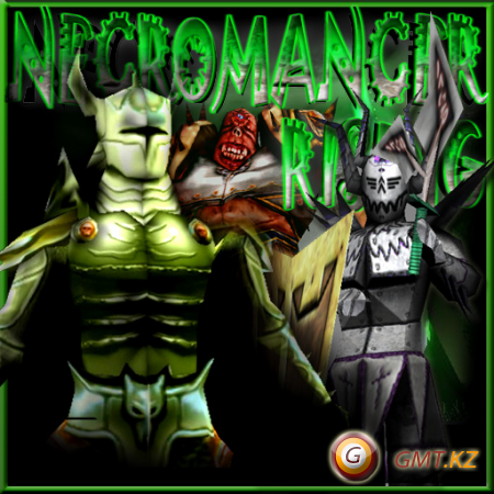 Necromancer Rising (2010/ENG)