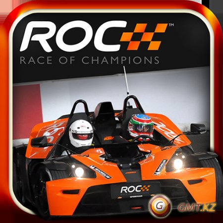 Race Of Champions - The Official Game (2011/ENG)