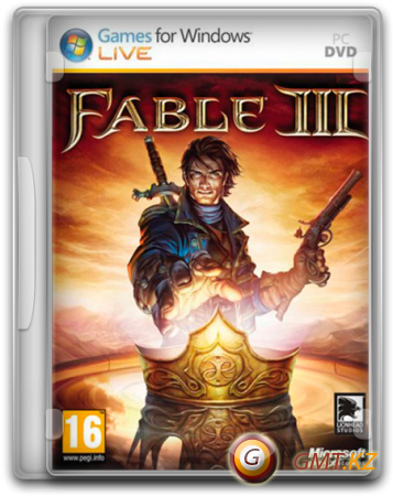 Fable 3 (2011/RUS/ENG/RePack)