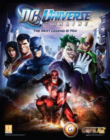 DC Universe Online (2011/ENG/Лицензия)