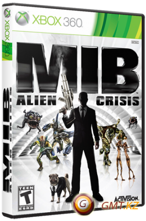 Men in Black: Alien Crisis (2012/ENG/Region Free)