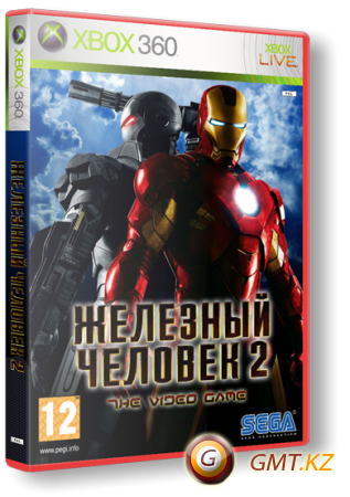 Iron Man 2: The Video Game (2010/RUS/Region Free)
