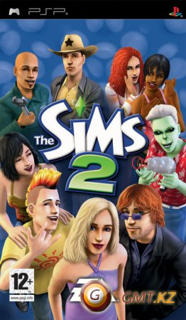 The Sims 2 (2005/RUS/3.40 OE)