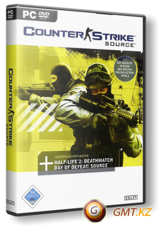 Counter-Strike Source v34 ������� C������ 2 (2007/RUS/�������)