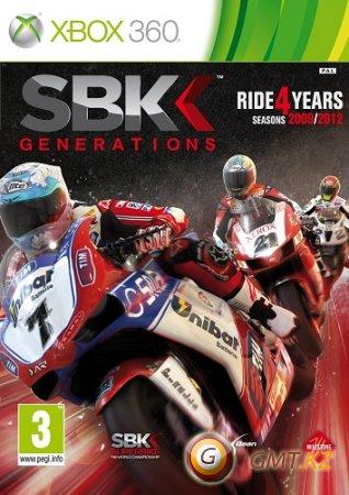 SBK Generations (2012/Region Free/ENG/iXtreme: 15-ая волна)