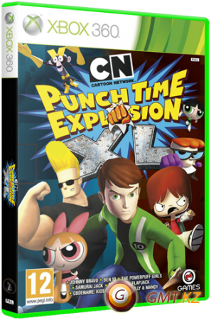 Cartoon Network: Punch Time Explosion (2012/PAL/ENG/L)