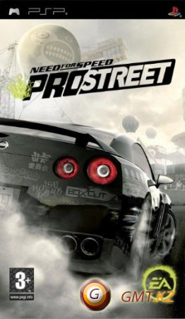 Need for Speed ProStreet (2007/RUS/ISO)
