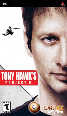 Tony Hawk's Project 8 (2006/ENG/CSO)