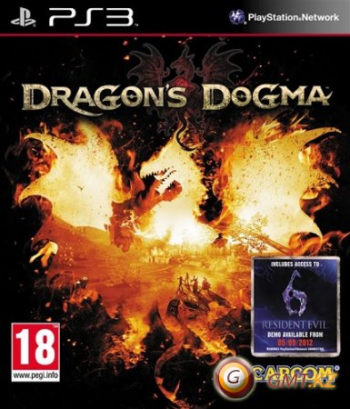 Dragon's Dogma (2012/ENG/FULL)