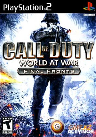 Call of Duty: World at War - Final Fronts (2008/RUS/ENG/NTSC)