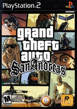 GTA / Grand Theft Auto: San Andreas (2004/RUS/PAL)