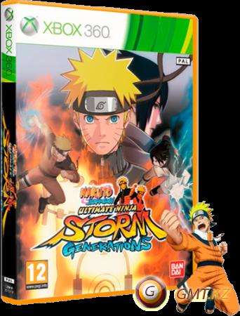Naruto Shippuden: Ultimate Ninja Storm Generations (2012/PAL/ENG/L/XGD3/LT+ 3.0)