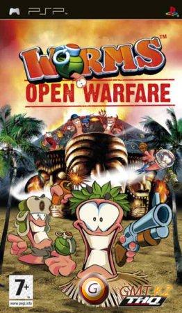 Worms:Открытая война 2 (2007/RUS/CSO)