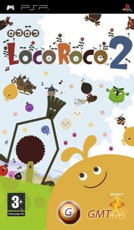 LocoRoco 2  (2008/RUS/5.00 М33-3)