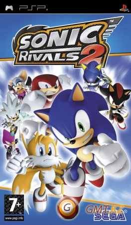 SONIC Rivals 2 (2007/RUS)