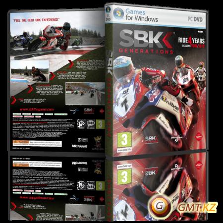 SBK Generations (2012/ENG/Лицензия)