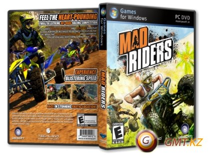 Mad Riders (2012/RUS/ENG/Reapck от R.G ReCoding)