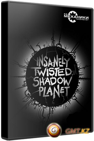 Insanely Twisted Shadow Planet (2012/RUS/ENG/RePack от R.G Механики)
