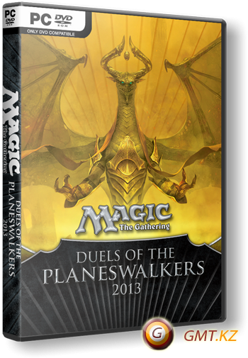 Magic: The Gathering - Duels of the Planeswalkers 2013 (2012/RUS/Repack от Fenixx)