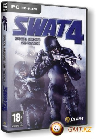 SWAT 4 Gold Collection (2005/RUS/Лицензия)