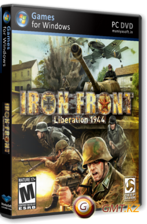 Iron Front: Liberation 1944 (2012/RUS/ENG/MULTi6/Лицензия)