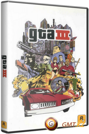 Grand Theft Auto: Anthology (1998-2010/RUS/ENG/RePack �� R.G. ��������)