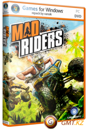 Mad Riders (2012/RUS/ENG/MULTI6/REPACK BY AUDIOSLAVE)