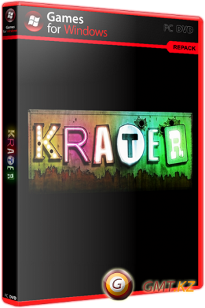 Krater Shadows over Solside - Collector's Edition (2012/RUS/ENG/RePack от R.G. Origami)