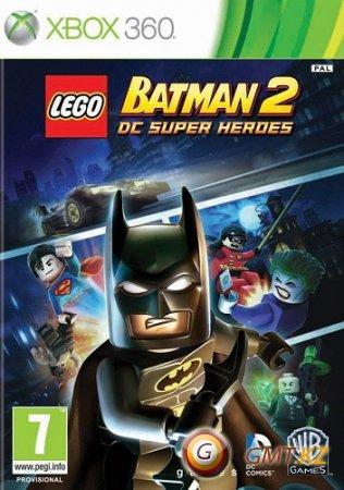 LEGO Batman 2: DC Super Heroes (2012/Region Free/RUS/L/LT+ v2.0)