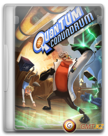 Quantum Conundrum (2012/ENG/Repack �� R.G ReCoding)